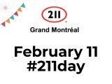 211 Greater Montreal Celebrates National 211 Day