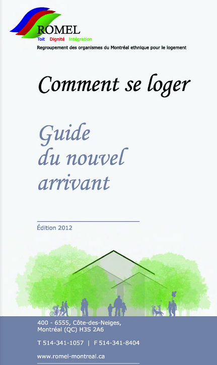 ROMEL - Guide comment se loger